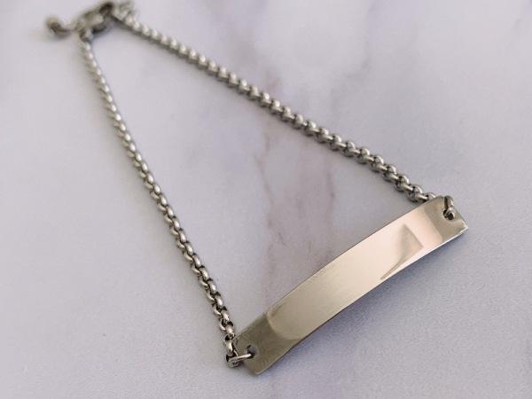 Reminder Bracelet - Silver