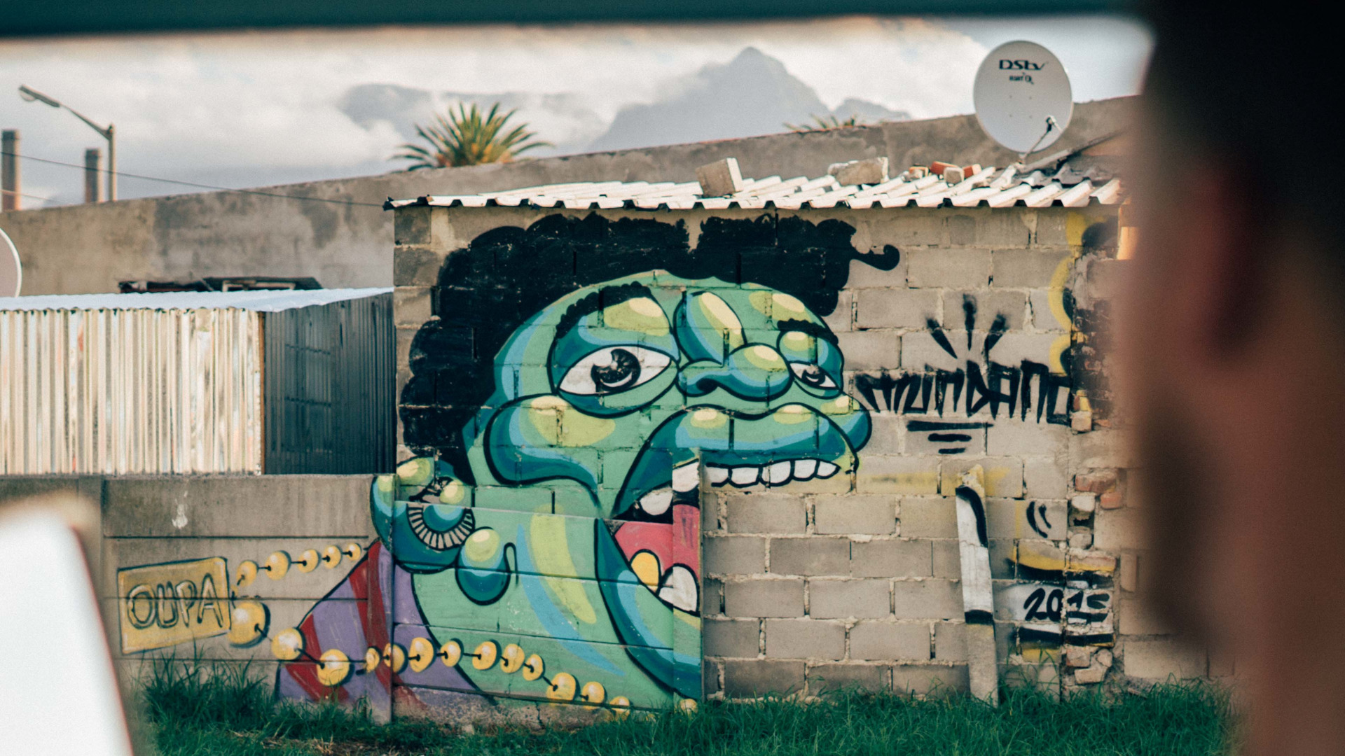 Township tour + street art