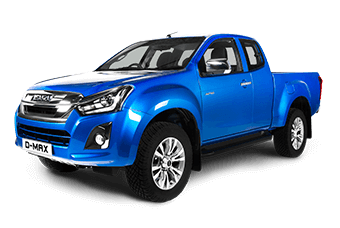 D-MAX Extended Cab