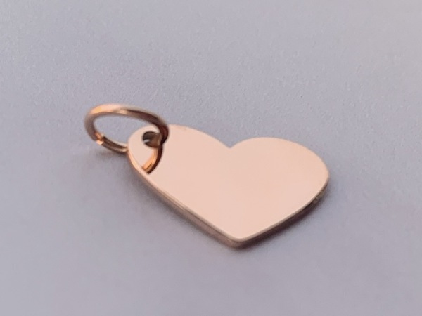 My Heart Petite Rose Gold