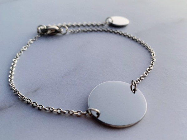 Dainty Petites Silver Bracelet
