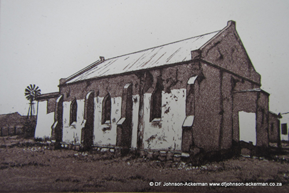 Karoo church'