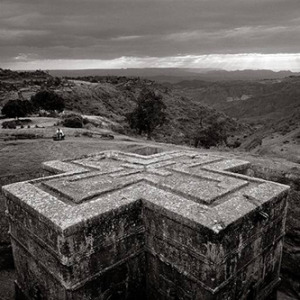 church of St George in Lalibela, Ethiopia.