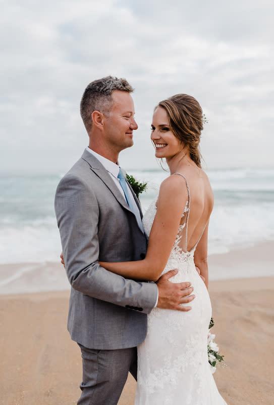 Veronika & Glenn Mullock