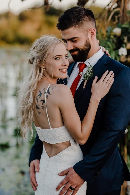 Jenna & Dante Oloffson
