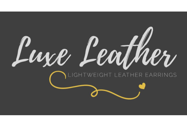 Luxe Leather Earrings