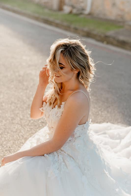 Katinka Runaway Bride Portraits