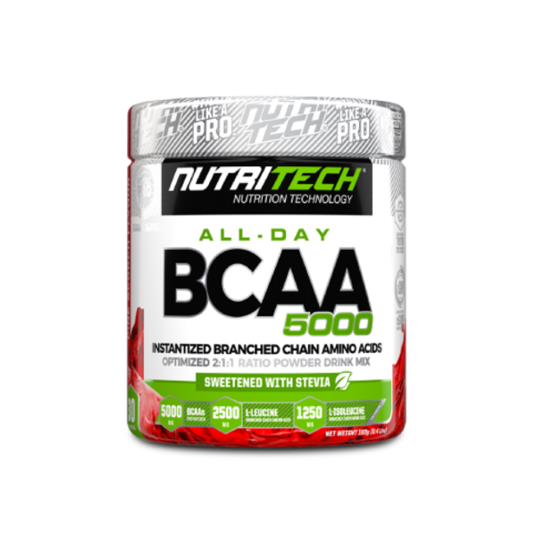 NUTRITECH ALL-DAY BCAA 5000 NT NAT PRO