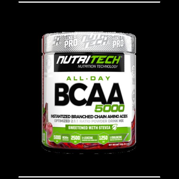 NUTRITECH ALL-DAY BCAA 5000 NT NAT PRO