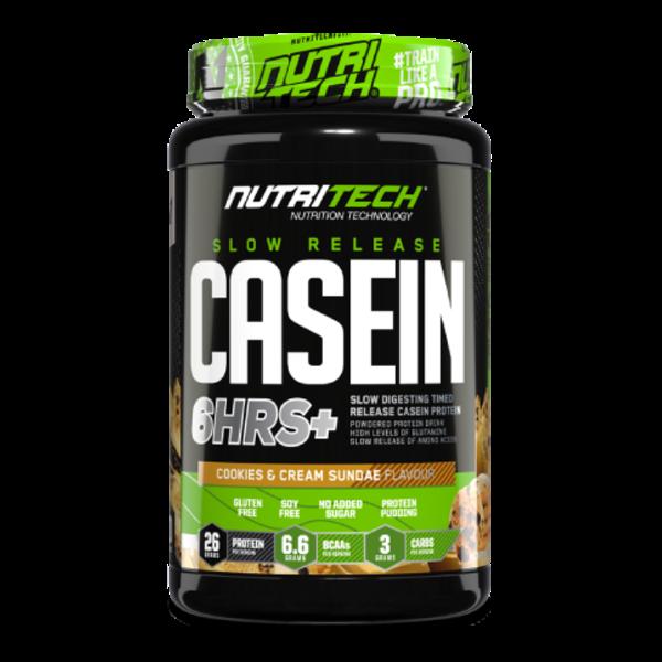 NUTRITECH CASEIN 6HRS+