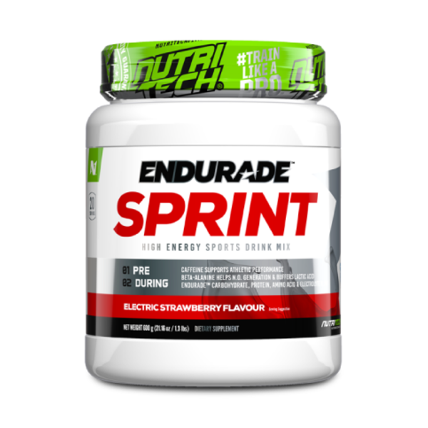NUTRITECH ENDURADE SPRINT