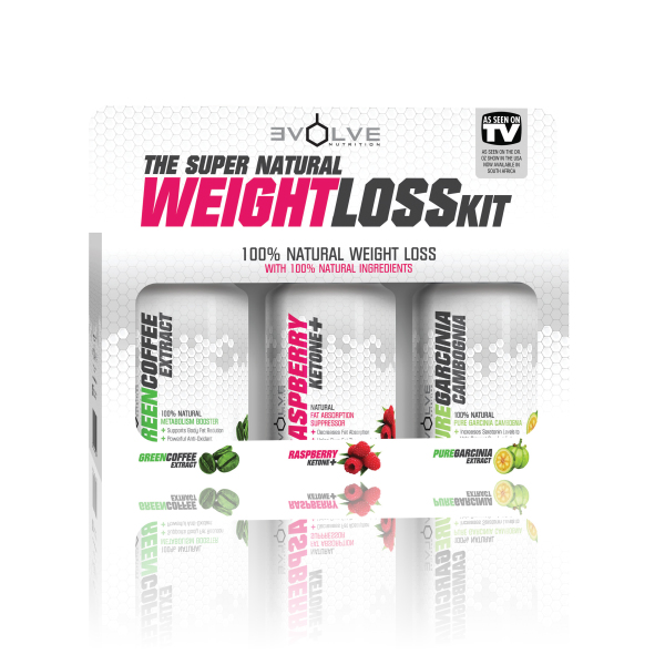 EVOLVE SUPER NAT WEIGHT LOSS KIT