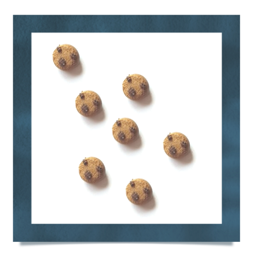 Choc Chip Cookie Charm by Turkey•Dimple