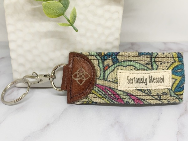 Key Fob-Seriously Blessed