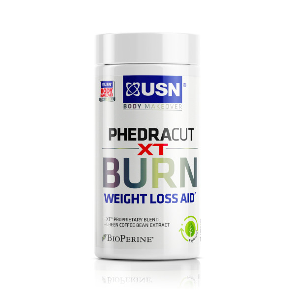 USN Phedra Cut Burn XT 120`s