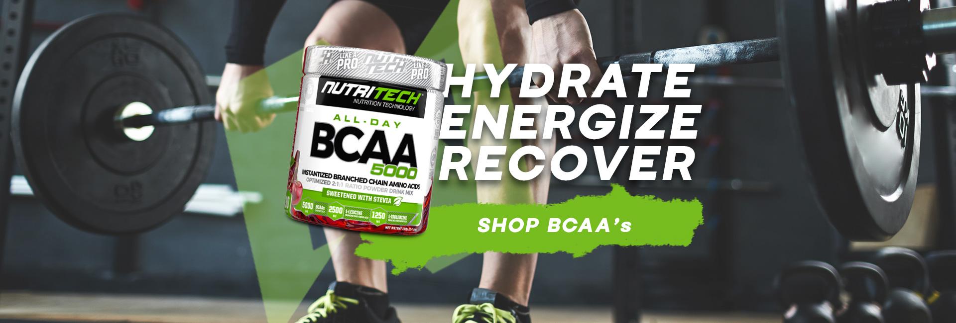 PROC Active: Buy BCAAs Online