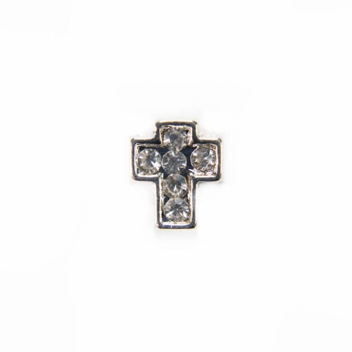 Diamante Cross (Gold/Silver)