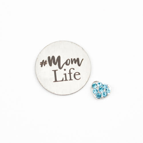 Mom Life Journey Plate - Large