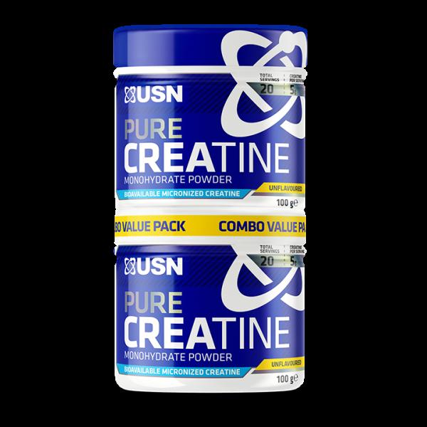 USN Creatine Mono 100g + 100g