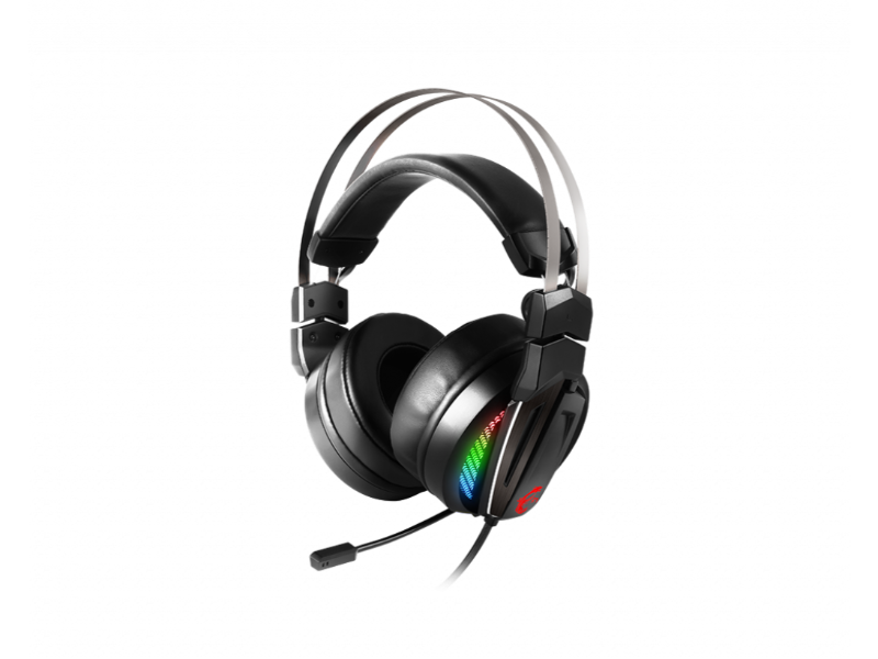 MSI Immerse GH70 Virtual 7.1 Surround Sound Gaming Headset