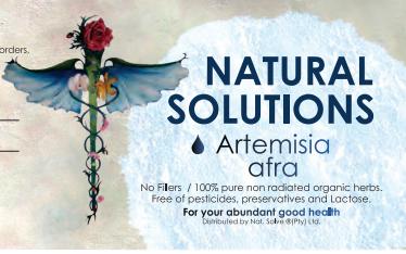 Artemisa Afra
