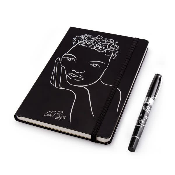 CaRRoL BoYeS NOTE BOOK SET - knowing