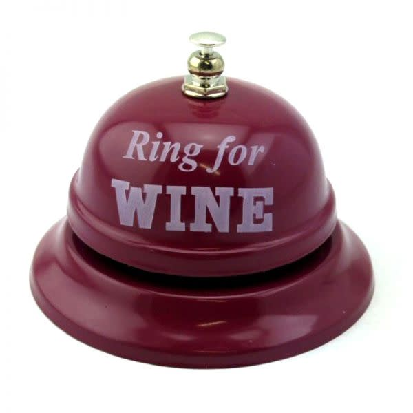 Bell - Ring for Wine!