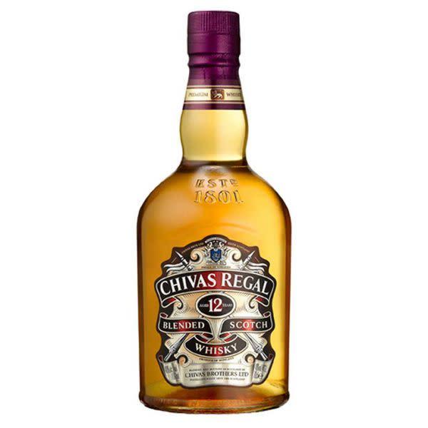 Chivas Regal 12YO Whiskey (750ml)