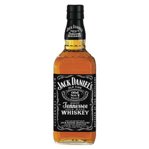 Jack Daniels Whiskey (750ml)