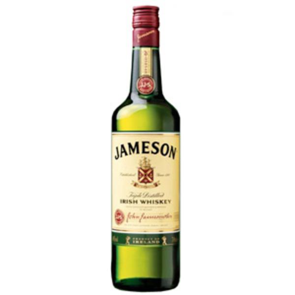 Jameson Whiskey (750ml)