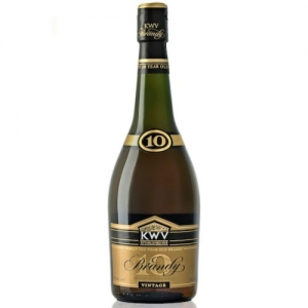 KWV 10YO Brandy (750ml)