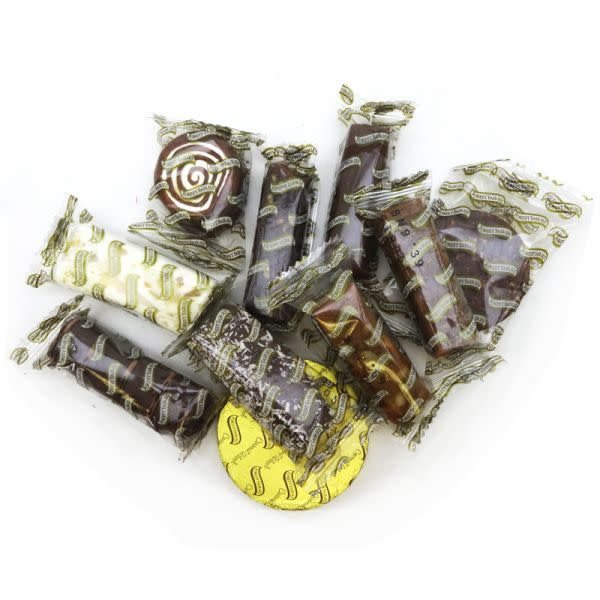 Chocolate, Sweet  and Nougat Treats (loose)