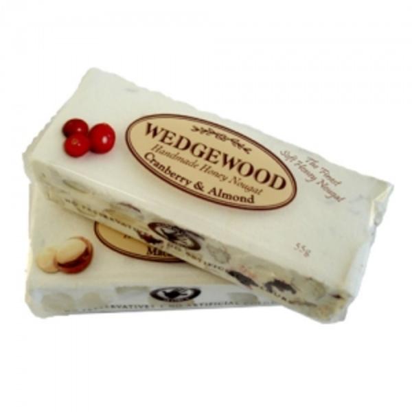 Wedgewood Nougat Bar (Almond)