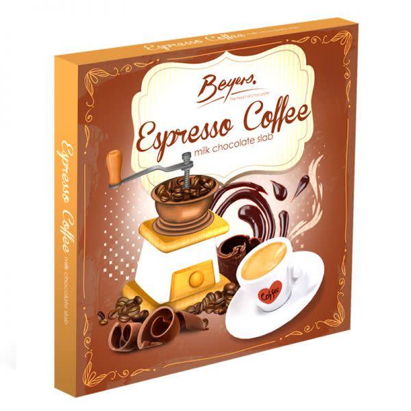 Espresso Coffee Slab (80g)