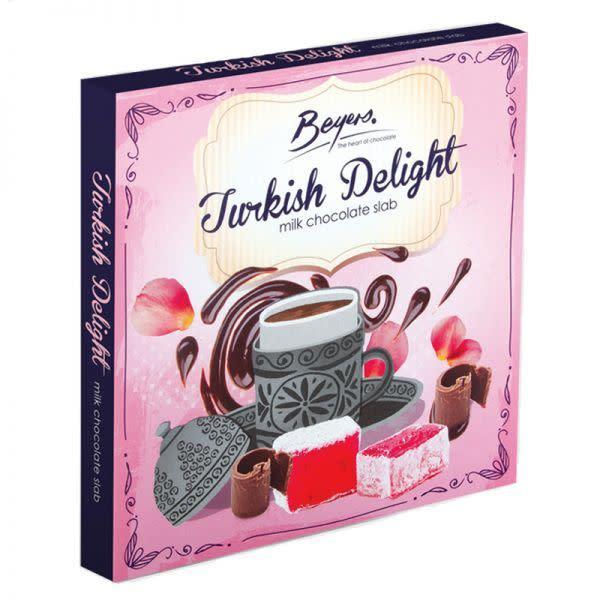 Turkish Delight Slab (80g)