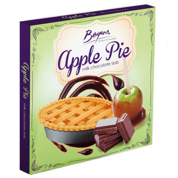 Apple Pie Slab (80g)