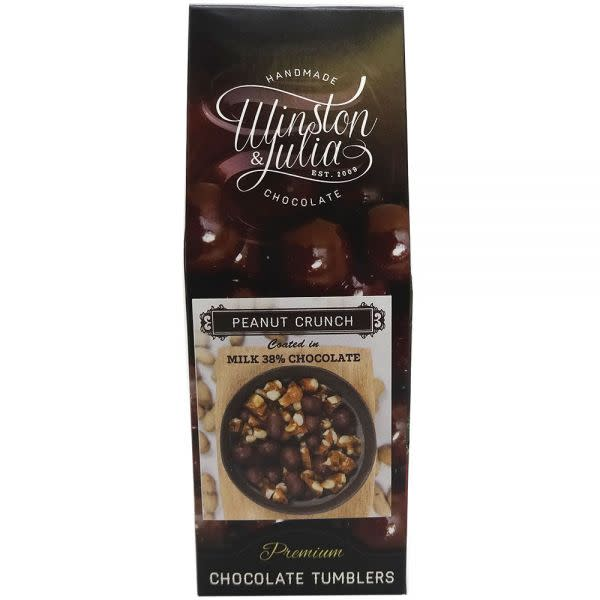 Handmade Toffee and Honeycomb Chocolate Tumblers (150g)