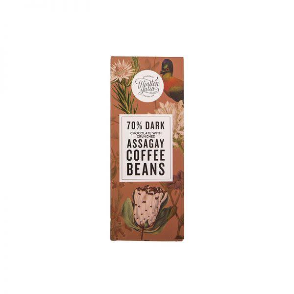 Assagay Coffee Beans Slab (70g)