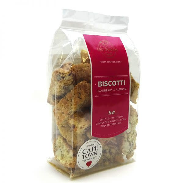 Biscotti Cranberry & Almond