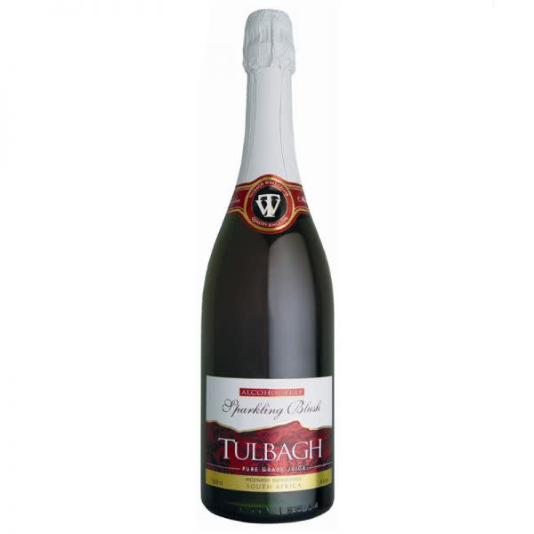 Tulbagh Alcohol Free Sparkling Grape juice - Blush  (750ml)