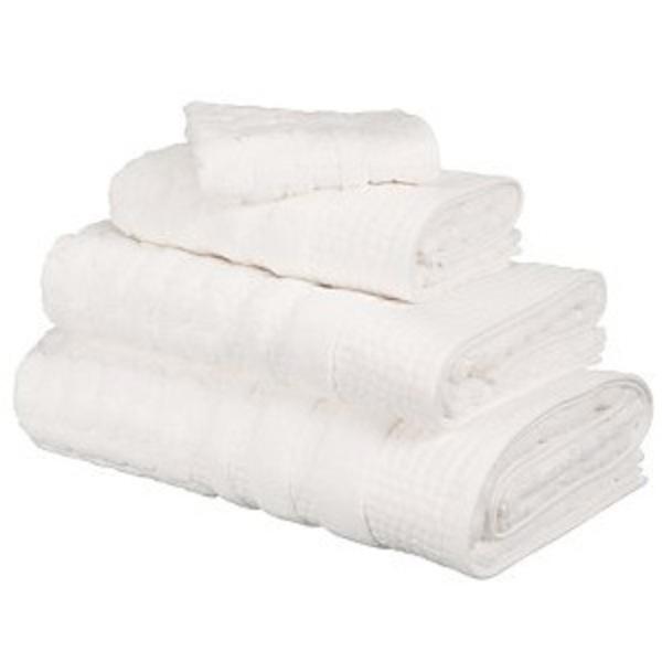 Gorgeous White Bath Towel