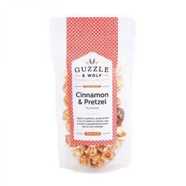 Cinnamon and Pretzel Gourmet Popcorn (110g)