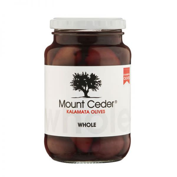 Mount Ceder Kalamata Olives - Jar (400g)