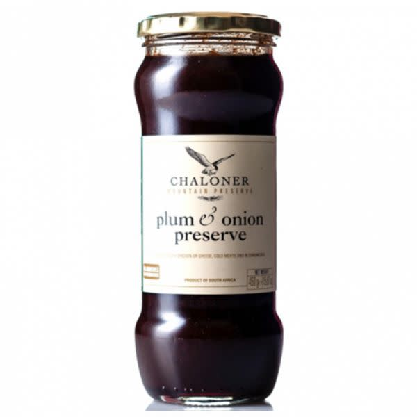 Chaloners Plum and Onion Preserve (450g)