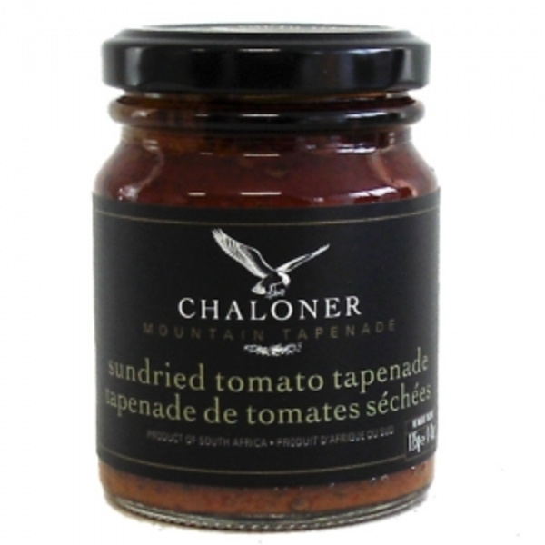 Chaloners Sundried Tomato & Olive Tapenade