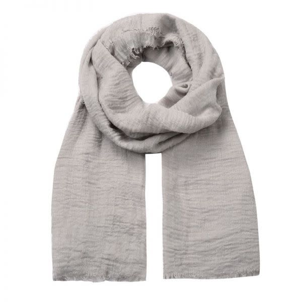 Scarf Plain Light Grey