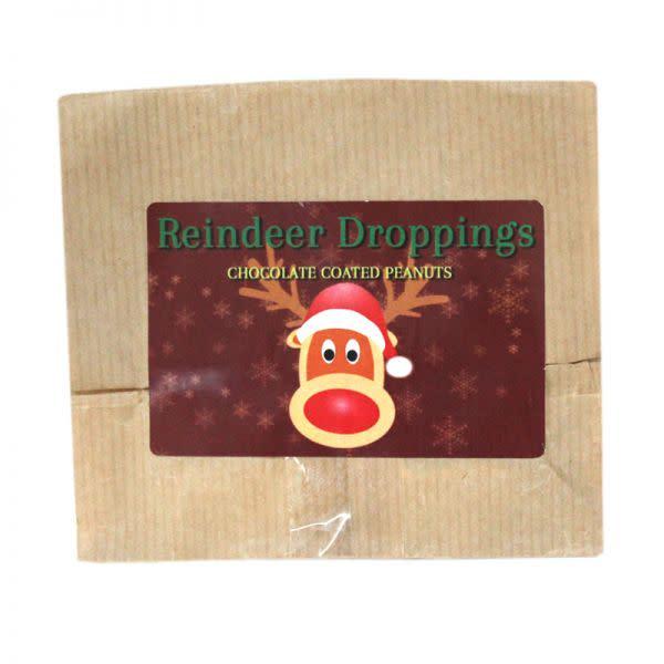 Reindeer Droppings (Chocolate Peanuts)