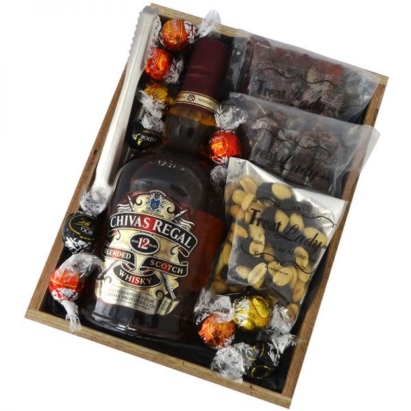 12 YO Chivas Regal Gift Set