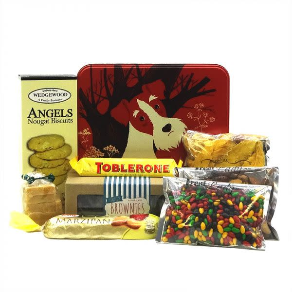 Dog Lovers Treat Tin