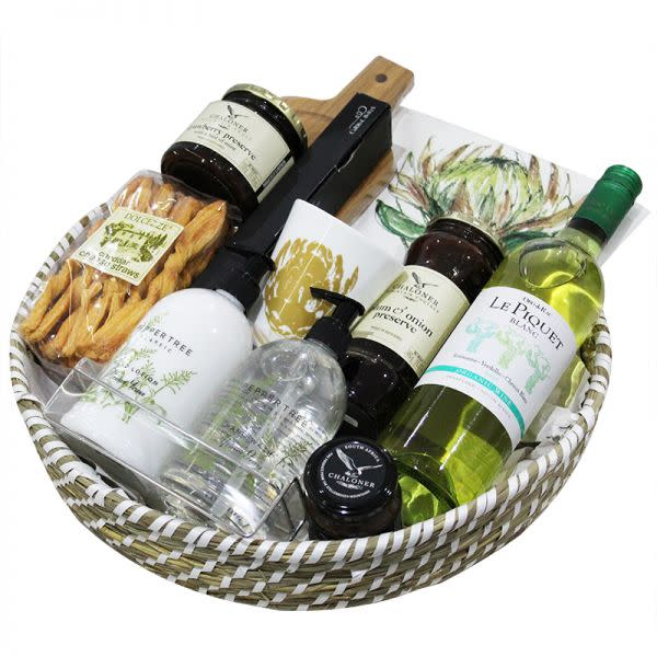 Foodie Basket